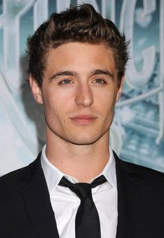 Max Irons - (October 17, 1985)  son of actor Jeremy Irons
