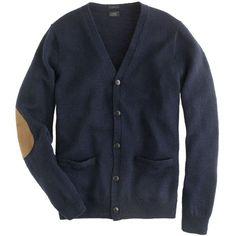 J.Crew Slim slub merino cardigan (3 325 UAH) ❤ liked on Polyvore featuring men's fashion, men's clothing, men's sweaters, sweaters, cardigans, tops, outerwear, tops - cardigans, mens slim fit cardigan sweaters and mens button down sweaters