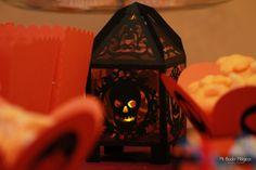 Decoración halloween: Lamparas
