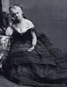 Virginia Oldoini, Countess of Castiglione (22 March 1837 – 28 November 1899), better known as La Castiglione, was an Italian aristocrat who achieved notoriety as a mistress of Emperor Napoleon III of France.