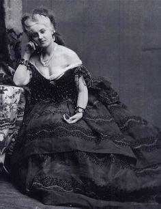Virginia Oldoini, Countess of Castiglione (22 March 1837 – 28 November 1899), better known as La Castiglione, was an Italian aristocrat who achieved notoriety as a mistress of Emperor Napoleon III of France.