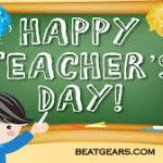 Teachers Day Celebration in School