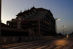 Palm Jumeirah by Rahul Bakshi - Palm Jumeirah Click on the image to enlarge.