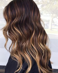 Fall Hair Color For Brunettes, Hair Highlights, Cute Hairstyles, Brittany, Hair Beauty, Long Hair Styles, Hair Ideas, Daughter, Painting