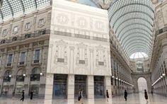 La Galleria Vittorio Emanuele si rifà il look #galleria #vittorio #emanuele # #restauro