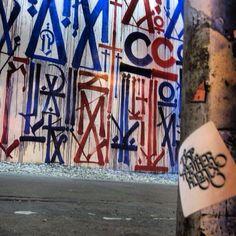 #justanotheragency #justanothersticker #retna #mural #newyork