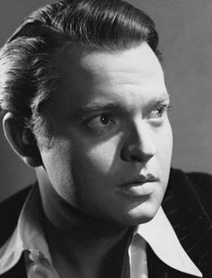 † Orson Welles (George Orson Welles) (May 6, 1915 - October 10, 1985) American actor, director and script writer.