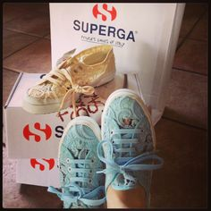 Superga for the blonde salad