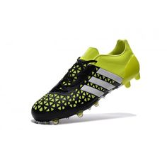huge discount c6c83 02aaf Adidas ACE - New Adidas ACE 15.1 TPU Black Yellow Football Boots