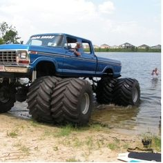 Double Dually 4x4 Ford