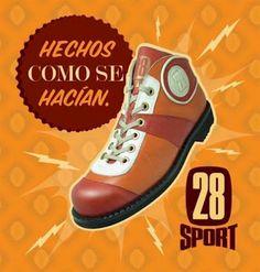 Nuggets de Mercadeo: 28 Sport, zapatos para un micro-segmento.