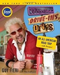 Diners, Drive-ins and Dives: An All-American Road Trip - Allows you to select the State and lists the restaurants
