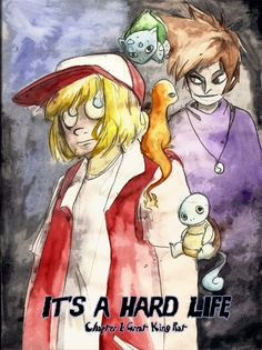 It's a hard life | Comics - Chapter 1: Page 1: Cover