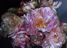 Marcella Kaspar_In The Heart_122x167cm_oil on linen_2009