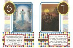 SIMPSONIZED CRAFTS: Printable ABC Church Quiet Book- Latter Day Saints
