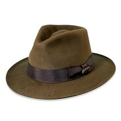 Indiana Jones Officially Licensed Fedora http://www.thinkgeek.com/tshirts-apparel/hats-ties/a67f/?srp=1