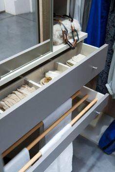 Rangements sur mesure armoires dressings plus meubles c lio bien - Dressing cabine celio ...