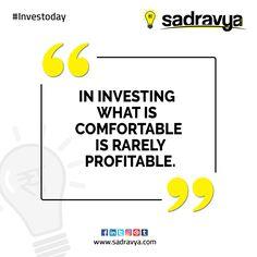 Good Morning! Have a wonderful day :) #Morning #Quotes #MF #MutualFunds #Investment #Financially #Goals #Investoday #Sadravya