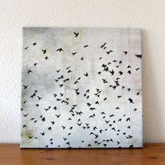 """The Journey"" Canvas Print 40cm x 40cm von Friederike Alexander Fotografie auf DaWanda.com"