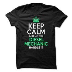 Diesel Mechanic - #wedding gift #grandma gift. BUY TODAY AND SAVE   => https://www.sunfrog.com/LifeStyle/Diesel-Mechanic-65527494-Guys.html?id=60505