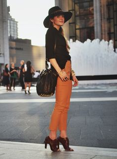 OnTheRacks - New York Fashion Week Street Style 2011