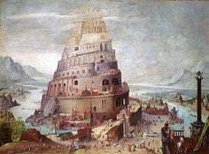 Tower of Babel   Pieter Bruegel the Younger