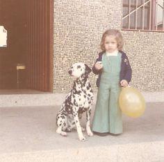 Dingo, o meu primeiro amiguinho...cheio de pinta!