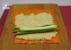 Oczyszczanie dietą dr Dąbrowskiej - dzień 5 (sushi warzywne, kanapki z grillowanej cukinii) - ZAKRĘCONY WEGE OBIAD - wegański catering i blog