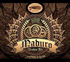 Cigar City Maduro Brown Ale - American Craft Beer