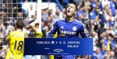 Eden Hazard seals the EPL Title for #Chelsea