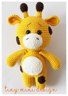 amigurumi,amigurumi free pattern,amigurumi toys pattern,amigurumi giraffe pattern