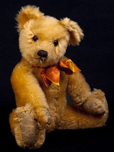 Farnell Vintage Bears at Silly Bears - New and Vintage Collectable Teddy Bears, Aberdeen, Scotland