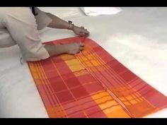 Como dobrar lençois de elástico (com instruções) ? - Como Se Faz...