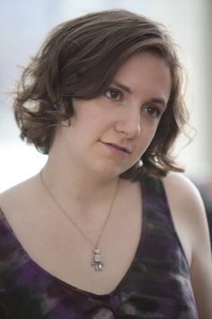 """Lena Dunham in Girls """"um, excuse me, I am grown up.  That's why I cooked all this food."""""""