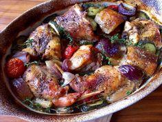 Provence, Chicken, Meat, Food, Essen, Meals, Yemek, Eten, Aix En Provence