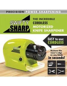 Knife Sharpner Swifty Sharp