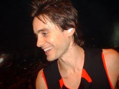 Just because smiling Jared is everything. :3