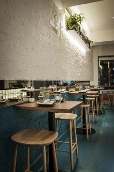 Bar Brosé | Darlinghurst | Designed by Luchetti Krelle