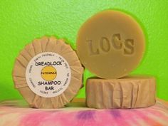 Dreadlocks Shampoo Bar | Dreadlocks Shampoo (dreads or not, it's a great soap and not just for hair!)