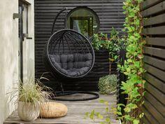 MAGNOLIA Hagestol Hanging Chair, Magnolia, Outdoor Structures, Decor, Decoration, Hammock Chair, Decorating, Hanging Chair Stand, Dekorasyon
