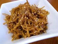 「しょうがの佃煮☆カリカリふりかけ風」収穫した生姜をもっと食べたくって。毎日あつあつのご飯にのせて、食べれば風邪しらず?【楽天レシピ】