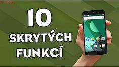 10 SKRYTÝCH FUNKCÍ NA ANDROIDU! Pc Mouse, Hardware Software, Snapchat, Android, Samsung, Internet, Technology, Education, Iphone