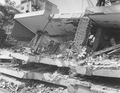 A 48 años: Las imágenes más impactantes del terremoto de Caracas