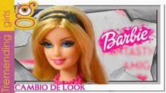 Barbie cambio de imagen en el Centro Comercial de Malibú - juguetes Barbie