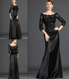 Wholesale Evening Dresses - Buy 2014 Lace Long Sleeves Evening Dresses /Prom Dress, $116.0 | DHgate