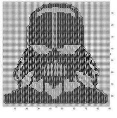 Darth Vader wall hanging Star Wars