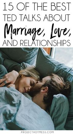 Literally the BEST TED Talks about marriage. All things marriage advice and relationships goals. You will love them. #marriagegoals #happymarriage #marriageadvice #relationship