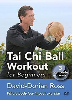 Tai Chi Ball Workout for Beginners Ymaa Publication