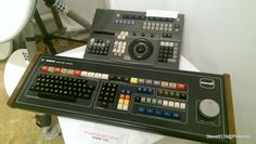 Sony and Bosch Video tape editing controllers @ Channel 9 Perth