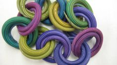 Maggie Maggio's Polymer Chain Tutorial on Vimeo by cynthia tinapple | Flickr - Photo Sharing!